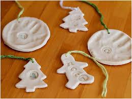 craft salt dough ornaments