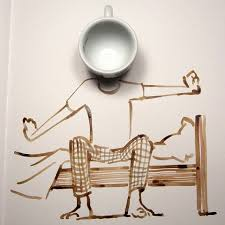 creative sketches that incorporate everyday objects page of sunil