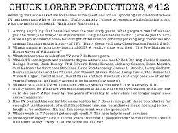 Vanity Card S06e20 Chuck Lorre Vanity Card 412 Bigbangtheory