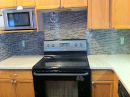 Kitchen Backsplash Blue 100 Kitchen Backsplash Glass Tile Design Ideas Kitchen