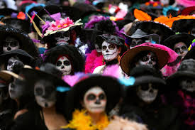 Halloween Makeup Day Of The Dead by Top 10 Things To Know About The Day Of The Dead