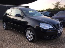 volkswagen hatchback 2005 volkswagen polo 1 2 s 3dr 2005 ideal first car cheap insurance low