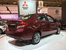 mitsubishi mirage sedan price 2017 mitsubishi mirage g4 sedan revealed autoguide com news