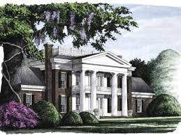 neoclassical home plans this neoclassical house called the has been my all time