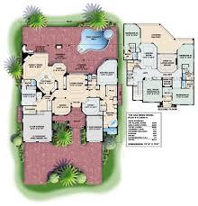 san remo tuscan house plan south florida design andrew