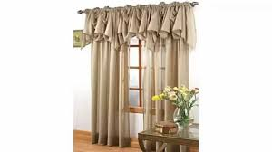 curtain beautiful with pattern and sewing youtube