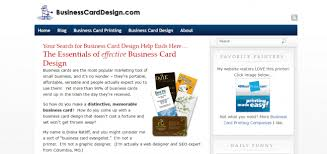 Best Place To Get Business Cards Design Your Own Custom Business Cards Vistaprint Print Online