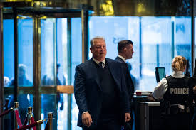 Trumps Hpuse In New York Trump Meets With Al Gore On Climate Change While House G O P