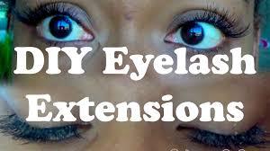 How Expensive Are Eyelash Extensions Diy Individual Eyelash Extension Tutorial Removal U0026 Maintenance