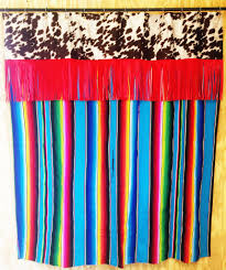 Turquoise Shower Curtains Turquoise Mad Cow Shower Curtain Dirt Revivals
