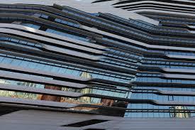 bmw showroom zaha hadid polyu design the architecture