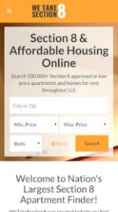 section 8 rentals android apps on google play