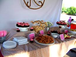 Brunch Setup Cowgirl Horse Birthday Party For Katie My Crazy Blessed Life