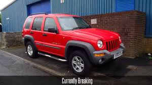 2002 jeep cherokee sport 2 5crd manual breaking for spares youtube