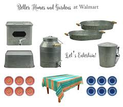 Better Homes And Gardens Summer - outdoor entertaining easy and affordable refresh restyle