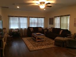 roomy 2nd floor over garage apartment on golf course near lake
