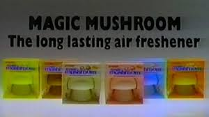 Air Freshener For Bathroom by 1988 Commercial Airwick Magic Mushroom Air Freshener The