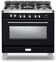 freestanding dual fuel ranges