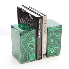 Unique Bookends Modern Accent Bookends Book Binders U0026 Door Stops U2013 Burke Decor