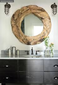 Powder Room Mirrors And Lights 87 Best Bathroom Mirrors Images On Pinterest Room Architecture