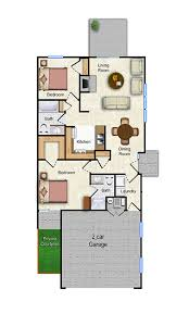 park west townhomes floor plans