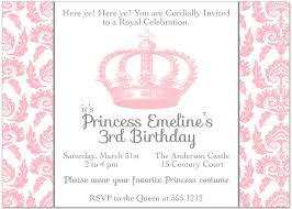 template printable princess baby shower invitations