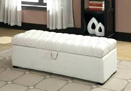 Bathroom Ottoman Storage Bathroom Ottoman Storage Great Bathroom Bench Seat With Storage