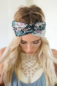 bohemian headbands shop turbands stretchy hair wraps flower crowns wraps