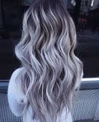 salt and pepper hair with lilac tips best 25 lavender grey hair ideas on pinterest silver lavender