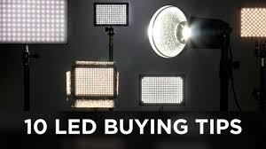 10 things to consider when buying led lights