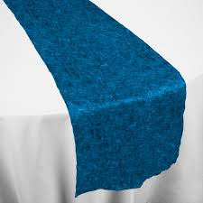 ideas for navy blue table runner design 12961