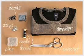 diy boyfriend sweater