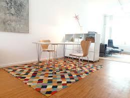 teppich esszimmer kelim im essbereich modern esszimmer berlin kiran