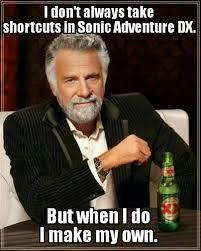 Adventure Meme - sonic adventure meme 1 by jaydentivon on deviantart