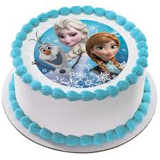 frozen birthday cake order for frozen birthday cake from yummycake