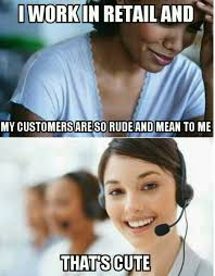 Telemarketer Meme - 239 best retail and call centre humour images on pinterest office