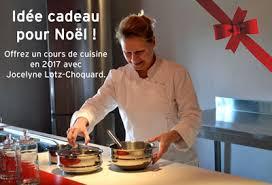 cours de cuisine à offrir idée cadeau offrir un cours de cuisine avec jocelyne lotz choquart