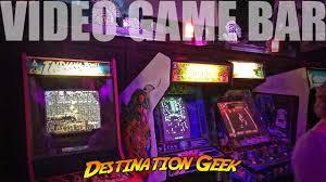 player 1 video game bar in orlando florida fl adventure day 1