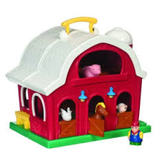 Toy Wooden Barns For Sale Play Barn For Kids Amazon Com