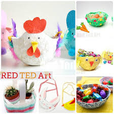 paper mache easter baskets easter baskets for kids papier mache hen