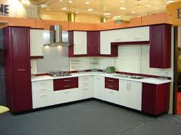 kitchen kitchen cabinet designs in india appealing white