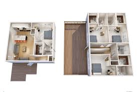 Beechwood Homes Floor Plans 4 Bed 4 Bath Floorplan The Bel Air Student Apartments Near Ku
