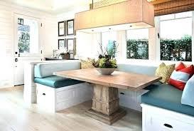 round breakfast nook table breakfast nook set with storage bench modern kitchen furniture