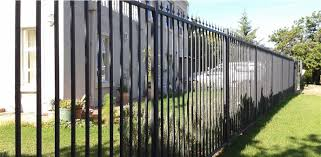 boundary walls and fences in residential and commercial areas
