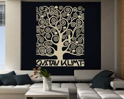 Large Wall Stickers For Living Room by Large Wall Art Etsy