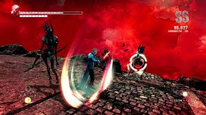 dmc devil may cry definitive edition vergil u0027s bloody palace