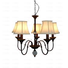 country style pendant lights style pendant light fabric shade