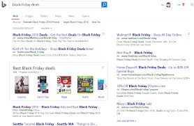best buy black friday weekend deals bing ads launches new black friday flyers carousel