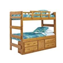 Bunk Bed Options 62001305sld39sld39 In By Woodcrest In Wichita Ks Heartland