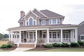 country house plans with porches home plan homepw09941 2112 square foot 3 bedroom 2 bathroom